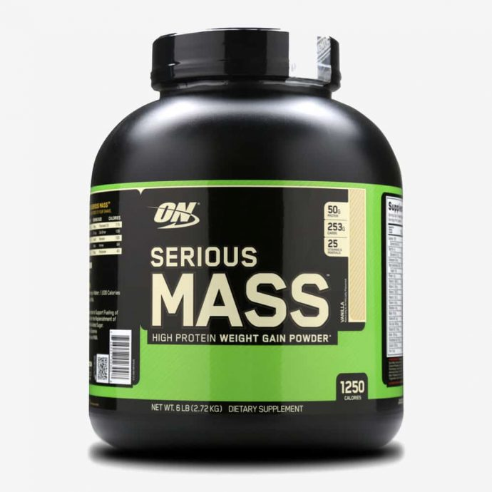 Optimum Nutrition Serious Mass Weight Gainer - Body Care BD