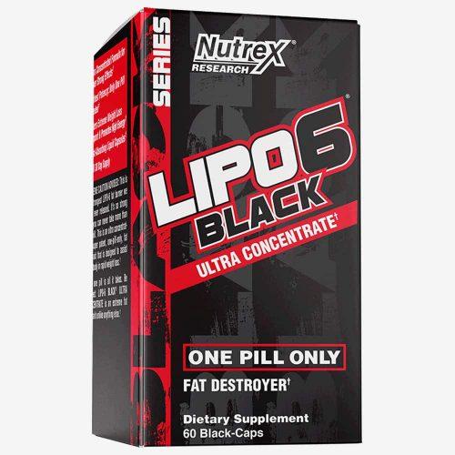 Lipo-6 Black UC